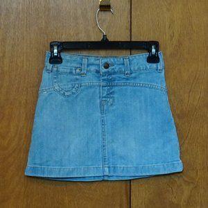 Old Navy Girl's Jean Skirt